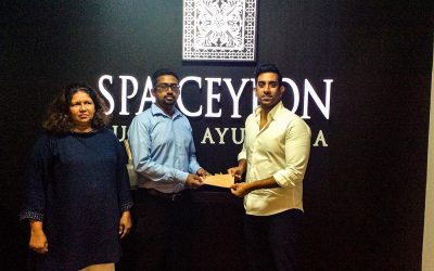 Appe Lanka partners with SPA CEYLON & ICCB to give safe drinking water to the children in POONAKARY